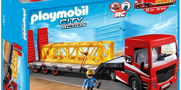 Playmobil - Nadměrný náklad