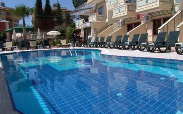 Turecko, oblast Side, letecky, polopenze, ubytování v 3* hotelu na 8 dní