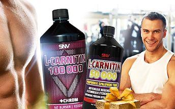 Balení L-Carnitinu! Chcete v příštím roce zhubnout? Využijte této nabídky a splňte svá předsevzetí!