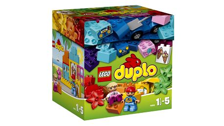 DUPLO Toddler 10618 - LEGO® DUPLO® Kreativní box