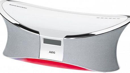 Dokovací reproduktor AEG BSS 4803/WH