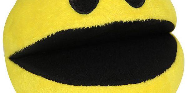 Hrající plyšový Pac-Man z oblíbené videohry!