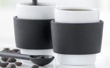 Sada dvou šálků na espresso Milano, 100 ml