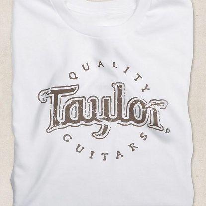 Značkové triko Taylor, velikost L