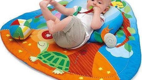 Chicco hrací deka s polštářem