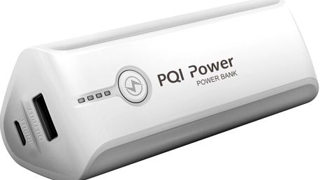 Externí záložní baterii PQI i-Power 7800mAh White