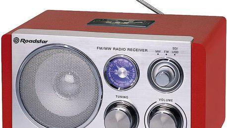 Retro radiopřijímač Roadstar HRA-1325US