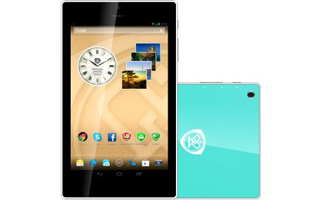 """Tablet Prestigio MultiPad COLOR 7.0 s displejem o velikosti 7"""" + Mobilní internet od O2 na 1 měsíc"""