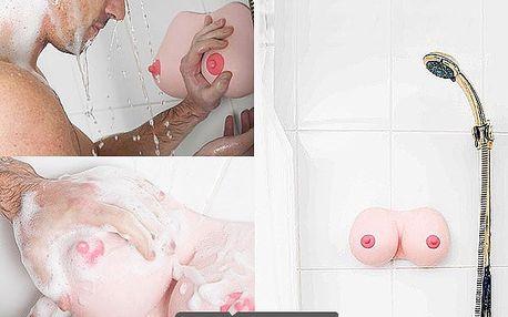 Prsa do sprchy pro pány - vymáčkněte si šampon a mýdlo!