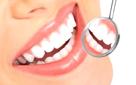 Bělení zubů bez peroxidu se slevou 89 %