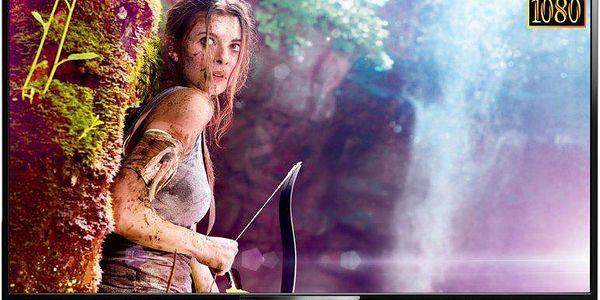 Velká LED televize Philips 50PFH4009/88