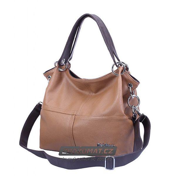 Kožená kabelka Lezlie v několika odstínech!