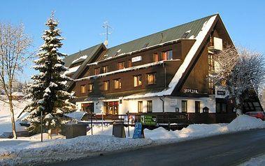 Česká republika, oblast Krkonoše, polopenze, ubytování v 3* hotelu na 6 dní