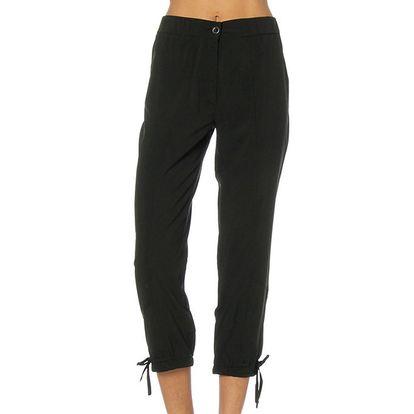 Dámské černé kalhoty Squise