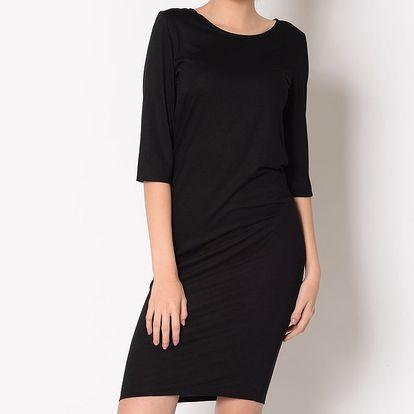 Dámské černé šaty Santa Barbara