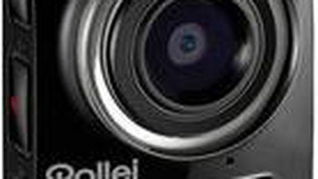 Výkonná videokamera v minimalistickém provedení Rollei Add Eye