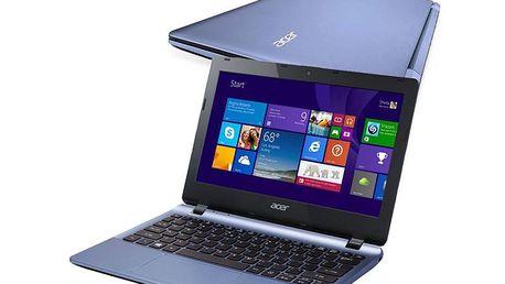 Notebook Acer Aspire E11 modrý