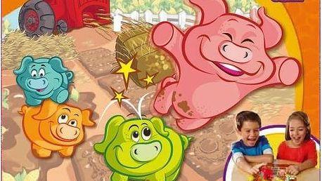 Dětská hra Mattel Utíkej prasátko