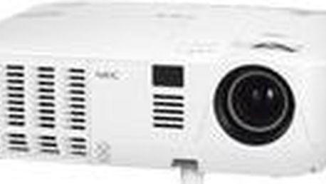 DLP projektor s 3D technologií DLP Link NEC V300X