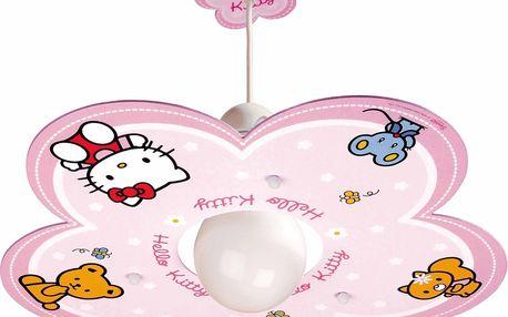 Závěsná lampa Hello Kitty