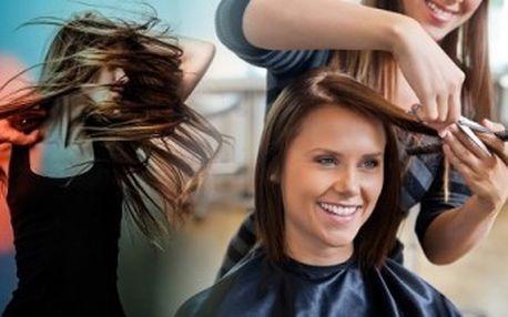 PROFESIONÁLNÍ STŘIH pro všechny délky vlasů! Buďte sexy a sebevědomá se skvěle upravenými vlasy.