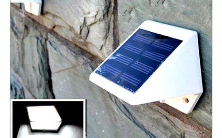 Outdoorová solární 4 LED lampa