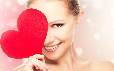 Exkluzivní valentýnská kosmetika