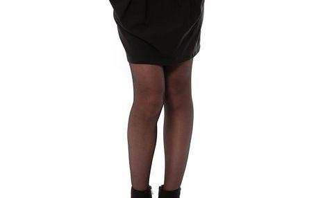 Dámská černá sukně s mašlí My Little Poesy
