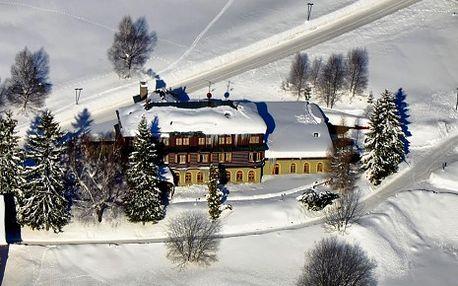 Česká republika, oblast Krkonoše, polopenze, ubytování v 3* hotelu na 8 dní