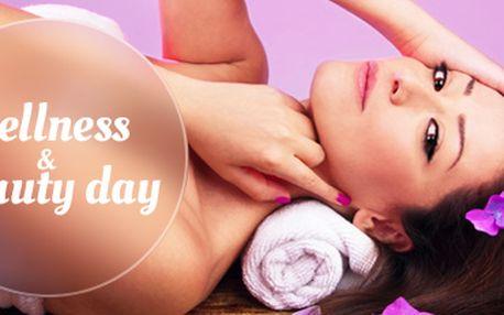 Dámský wellness a beauty day v délce 170 minut. Nechte se hýčkat!
