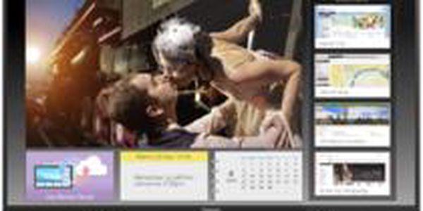 Smart LED Full HD televizor s intuitivní domovskou obrazovkou Panasonic Viera TX-42AS500E