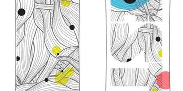 Snowboard Linemaze SDW RC, bílá