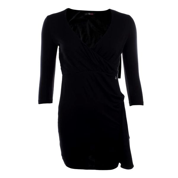 Dámské černé šaty Gaudí