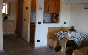Rezidence Miramonti, Itálie, Dolomiti - Val di Fiemme / Obereggen, 8 dní, Vlastní doprava, Bez stravy