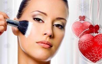 Kompletní proměna vzhledu - DEN KRÁSY A PÉČE o vaši pleť a vlasy. Tip na dárek pro ženy k Valentýnu.