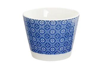 Porcelánový šálek Flower Nippon Blue