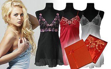 Tip na Valentýna: Nádherné a sexy noční košilky!