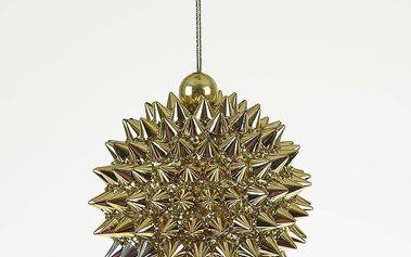Set dekorativních koulí Ball Gold, 4 ks