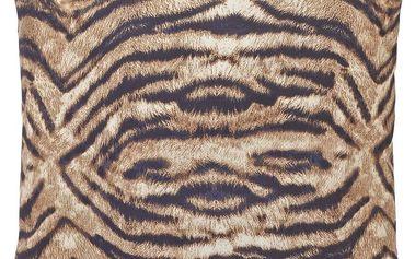 Polštář Afranina Brown, 45x45 cm