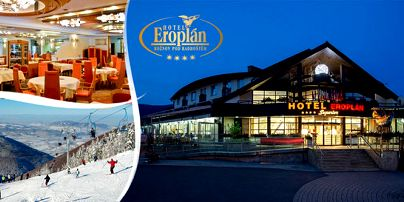Hotel Eroplán****