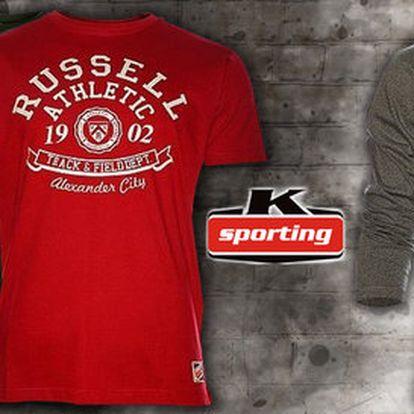 Pánská trička od značky Russell Athletic