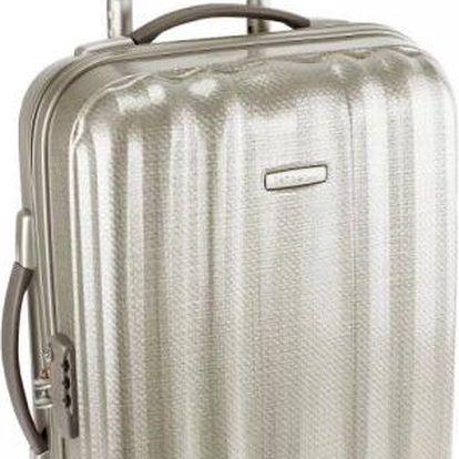 Palubní zavazadlo Samsonite Cubelite Upright 54/19