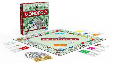 Desková společenská hra Nové Monopoly