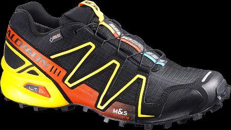 Lehká pánská běžecká obuv Salomon Speedcross 3 GTX