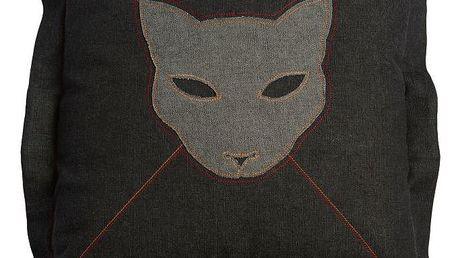 Polštář Chatty Cat - doprava zdarma!