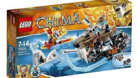 LEGO Chima Strainorova šavlová motorka