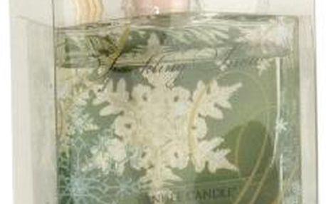 Vonná stébla Yankee Candle, Jiskrný sníh