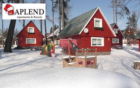 Zimní ubytování ve studiu, apartmánu, chatě nebo domku ve Vysokých Tatrách