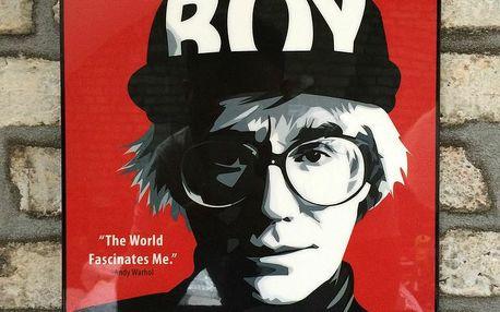 Obraz Andy Warhol - Boy