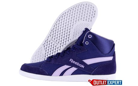 Dámské kotníkové boty Reebok Classic Fabulista MID II TXT